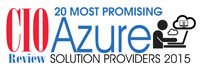 20 Most Promising Azure Solution Providers - 2015